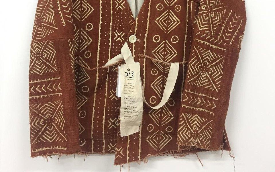Марка, закоторой стоит следить: органические ткани, ручная работа имультикультурализм — ввещах Olubiyi Thomas