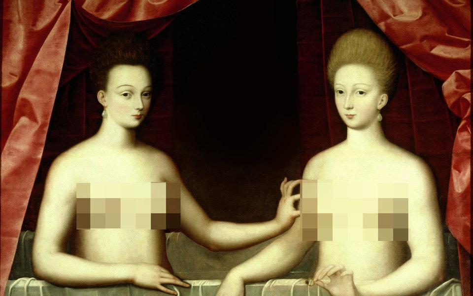Хтонический сосок: почему женская грудь считается источником зла иразврата винтернете (и нетолько)