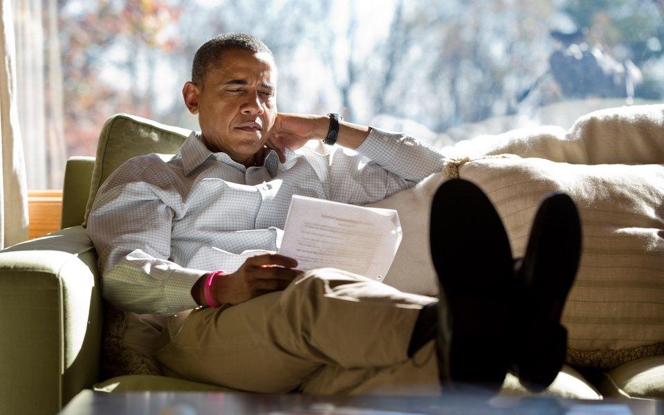 Список литературы: что прочитал залето-2019 Барак Обама