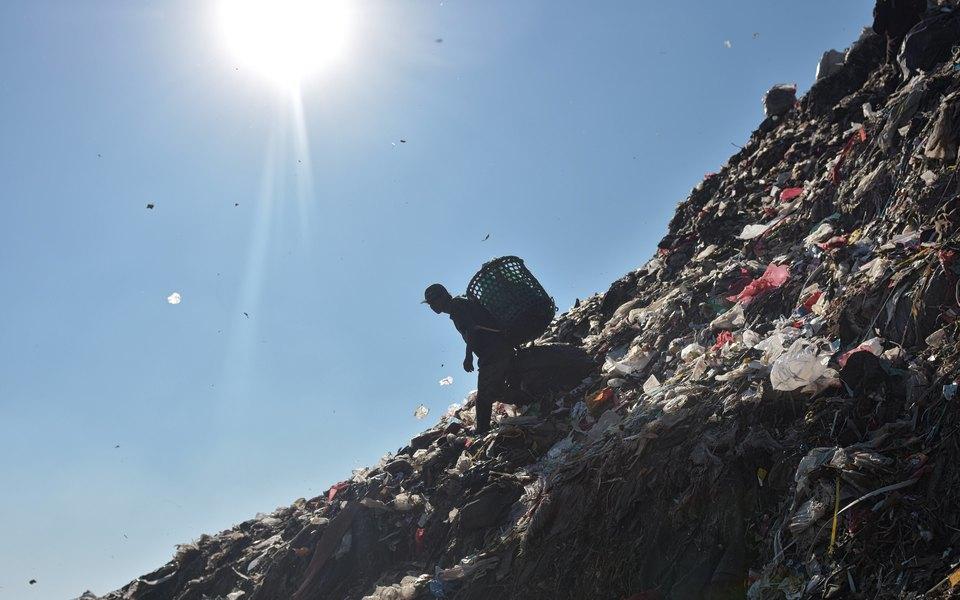 Счетная палата: черезшесть лет вРоссии неостанется полигонов дляразмещения отходов