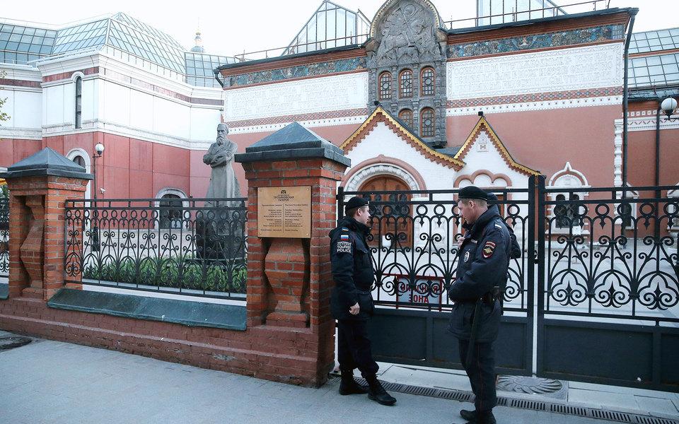 В Третьяковской галерее усилят охрану навыставке работ Ильи Репина