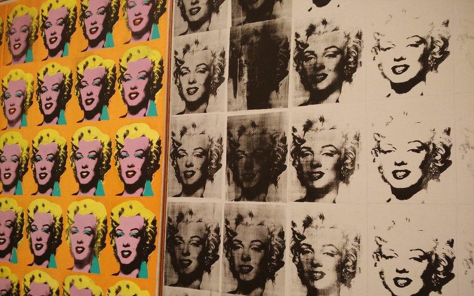 В галерее Tate Modern пройдет большая выставка-ретроспектива Энди Уорхола