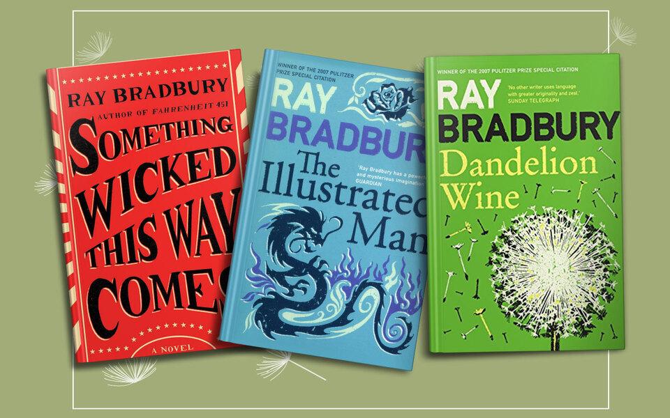 Рассказы ироманы Рэя Брэдбери — впорядке возрастания восторга: рейтинг Esquire
