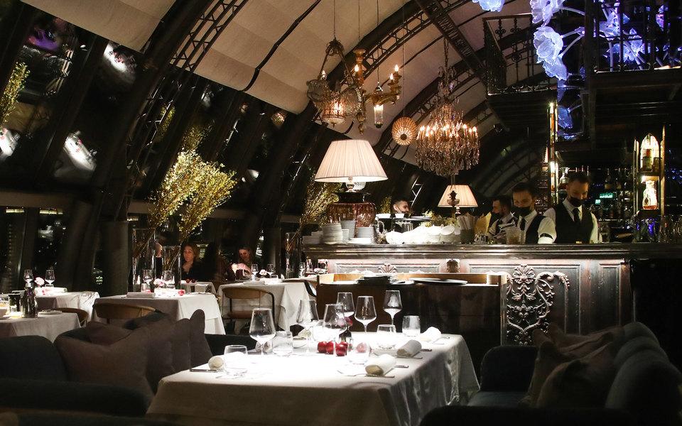Московские White Rabbit и Twins Garden вошли в рейтинг 50 лучших ресторанов мира