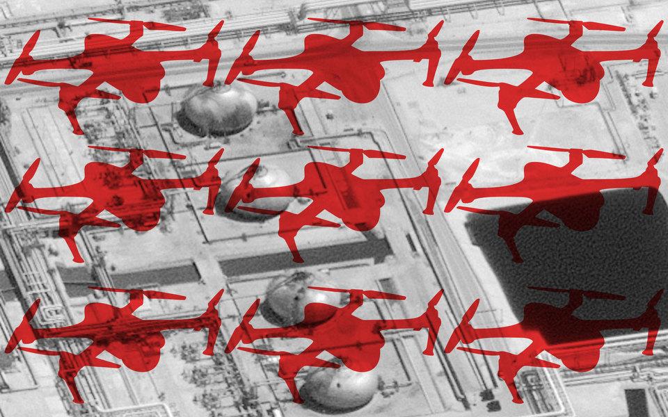 Атака намиллиард: каким образом 300-долларовые дроны смогли парализовать добычу одной изкрупнейших нефтяных держав