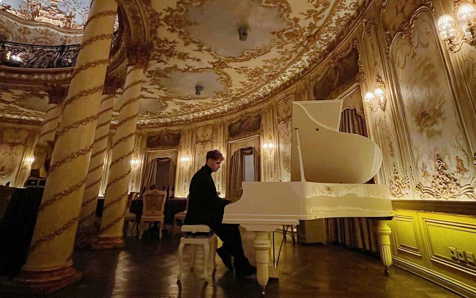 Кирилл Рихтер сыграет концерт вресторане «Турандот» вчесть пятилетия Richter Trio