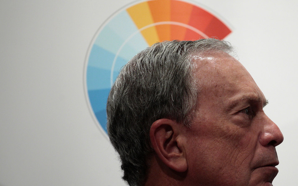 Миллиардер иэкс-мэр Нью-Йорка Майкл Блумберг собирается побороться запост президента США