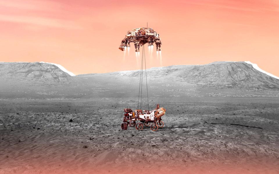 Марс окружен роботами: почему ОАЭ, Китай иСША почти одновременно решили послать свои аппараты кМарсу икуда смотрит Россия?