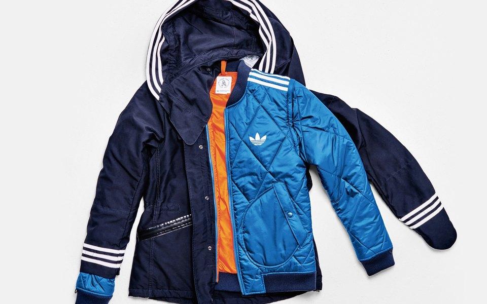 Гардероб: куртка adidas Originals by GJO.Е