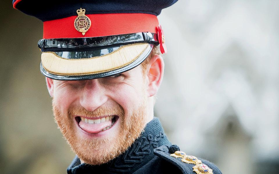 От бунтаря домужа иотца: история принца Гарри
