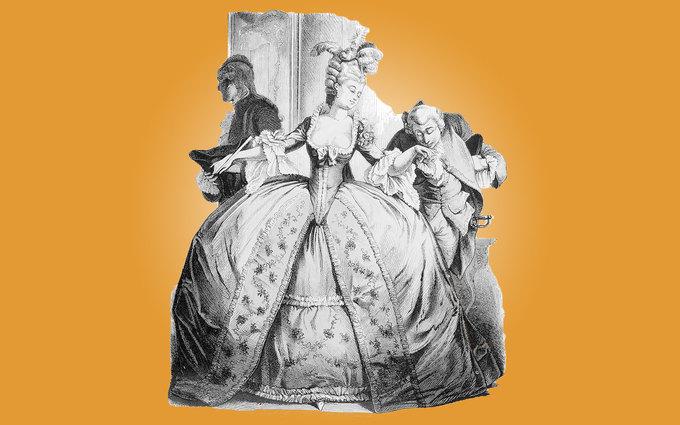В «Бриджертонах» танцуют много — икотильон, икадриль, ианглез. Ивальс: моду нанего ввел русский царь Александр I в1814 году. Он требовал такой степени физической близости, что впровинции считался неприличным. Так кто же его тогда танцевал?