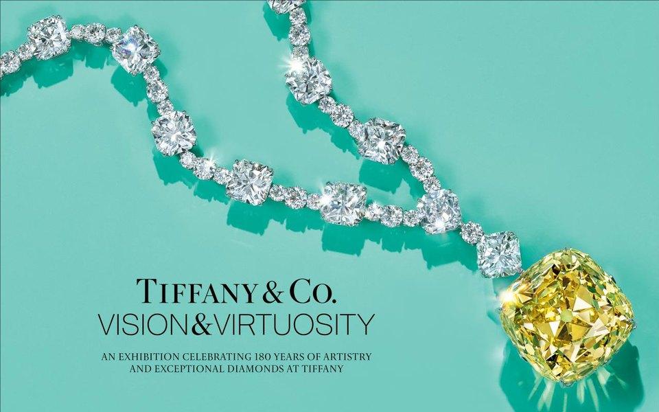 Tiffany & Co. анонсировали выставку, посвященную истории бренда