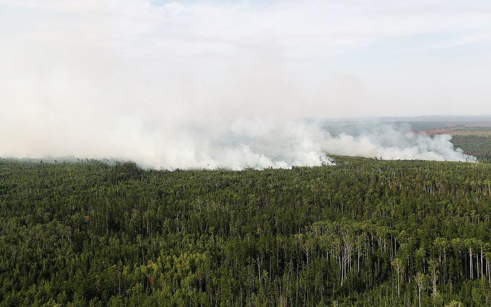 Фото: российские города накрыл смог отлесных пожаров вСибири