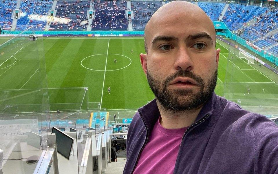 Журналист Нобель Арустамян уволился с «Матч ТВ» после интервью с футболистом Павлом Мамаевым