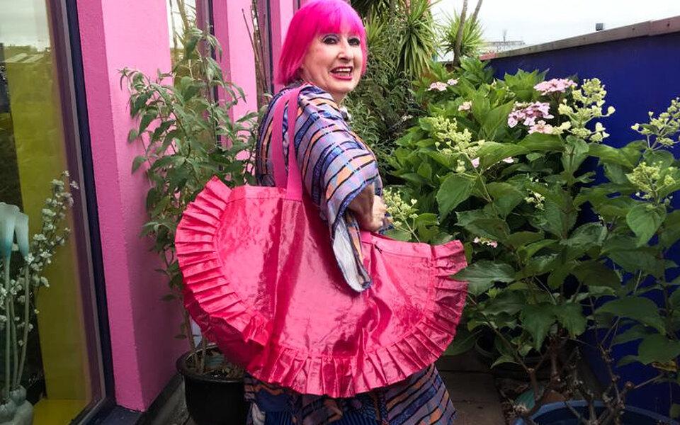 Ikea илегендарная британская художница Зандра Роудс выпустят совместную коллекцию