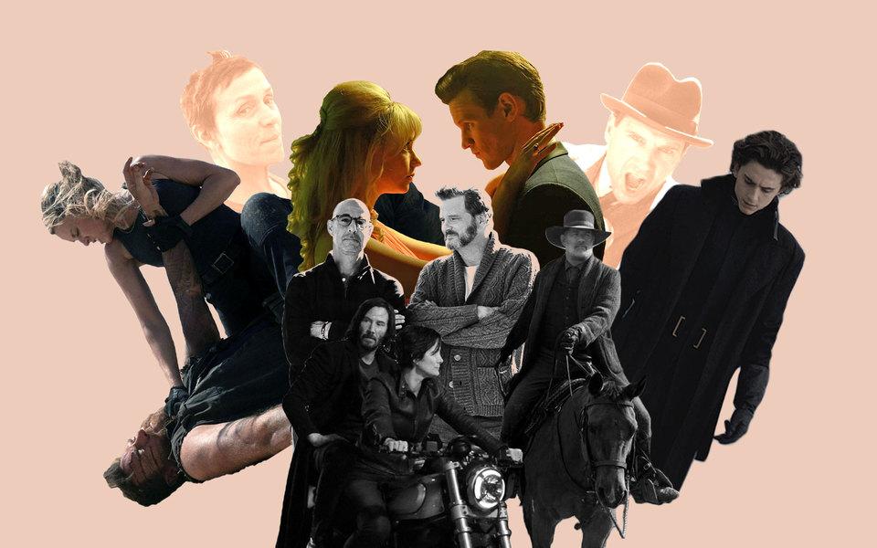 Поживем, увидим: новый «Джеймс Бонд», «Черная Вдова» иеще 27 главных фильмов 2021 года