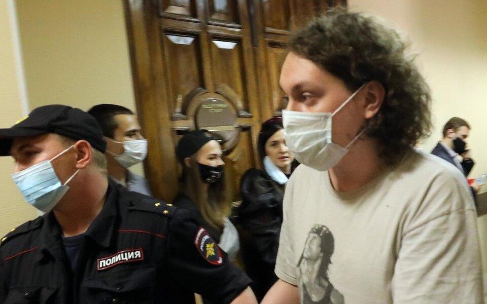 Блогера Юрия Хованского приговорили