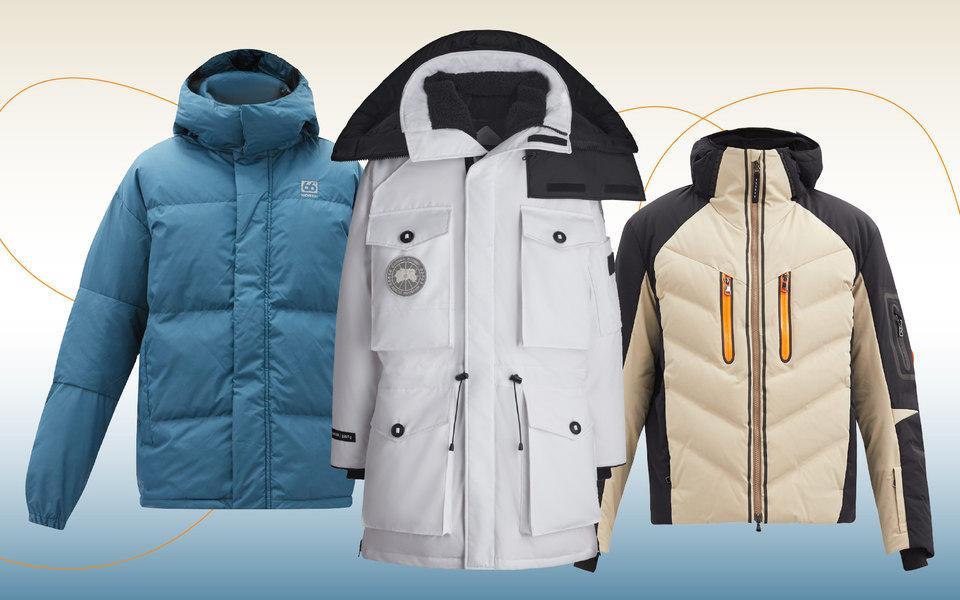 Как наСеверный полюс: где купить мужскую зимнюю куртку дляэкстремальных холодов