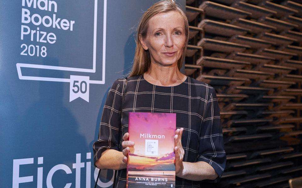 Букеровскую премию получила британская писательница Анна Бернс