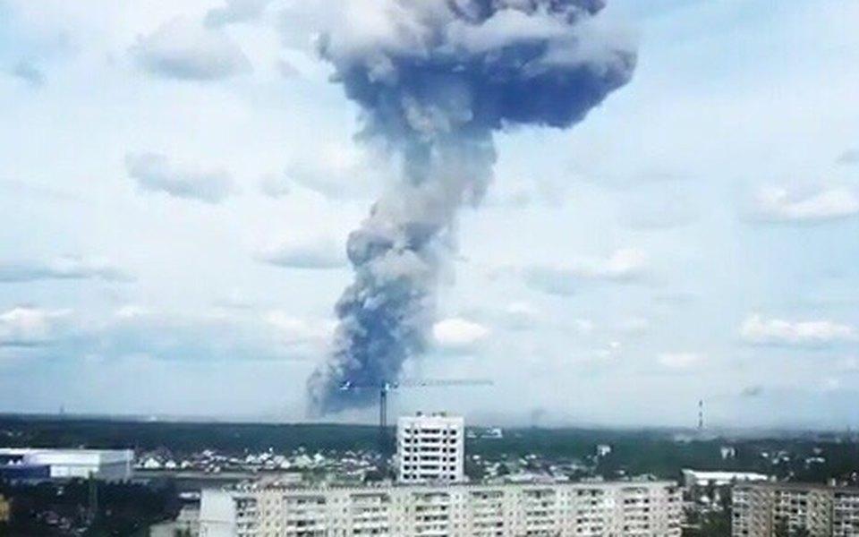 Пострадавшим привзрывах назаводе вНижегородской области выплатят по150 тысяч рублей