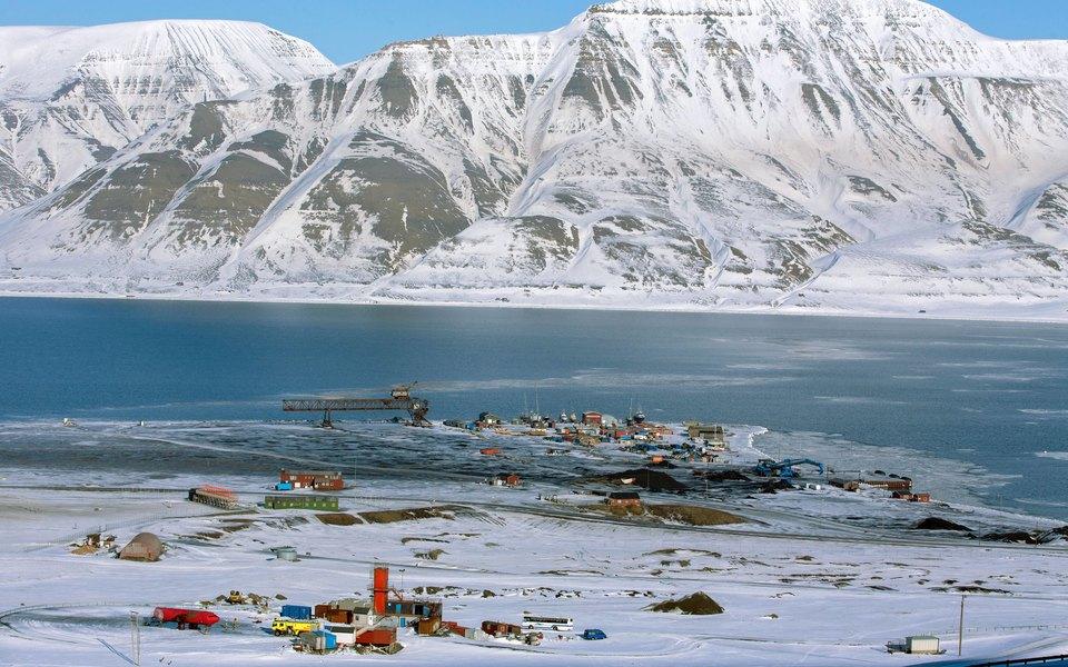 «Самое глупое ограбление вистории Норвегии»: наарктическом острове впервые задержали грабителя банка