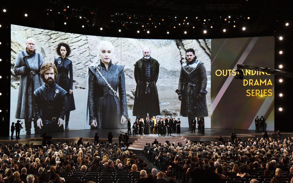«Игра престолов» стала лучшим драматическим сериалом