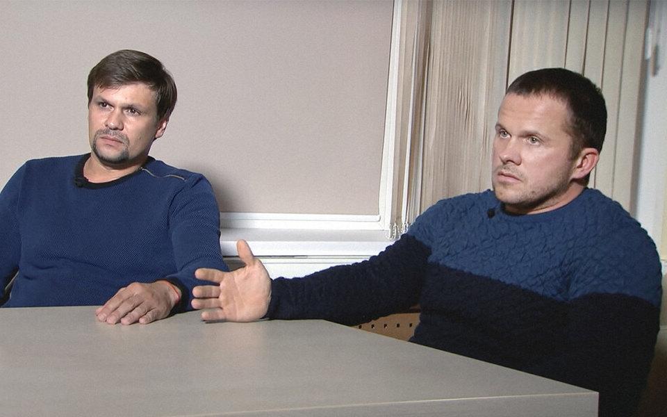 Российская компания планирует выпускать настольную игру-бродилку под брендом «Петров и Боширов»