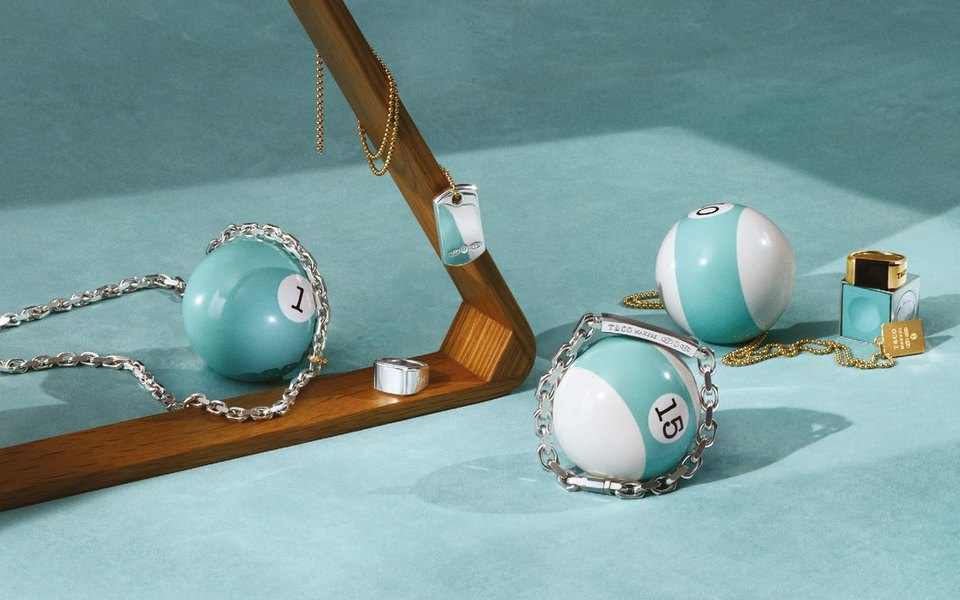 Tiffany & Co. выпустили первую мужскую коллекцию — иэто нетолько украшения