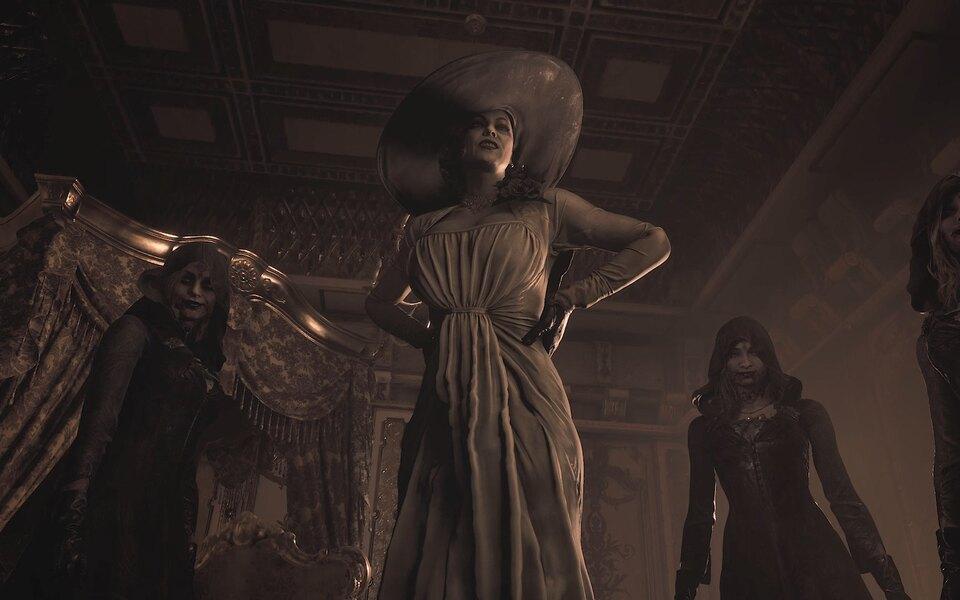 Споры, твари игрибы: какой получилась игра Resident Evil: Village