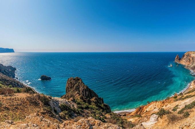 Крым или заграница?
