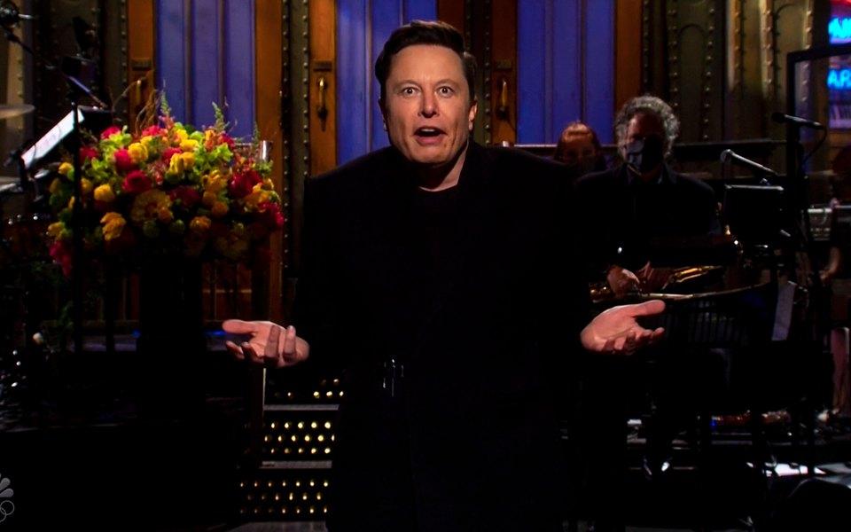 Состояние Илона Маска уменьшилось на $20 миллиардов после участия в шоу Saturday Night Live