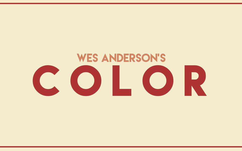 Видео дня: оттенки Уэса Андерсона