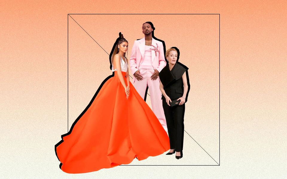 Лучшие наряды красной дорожки Critics' Choice Awards 2021 — мужские иженские