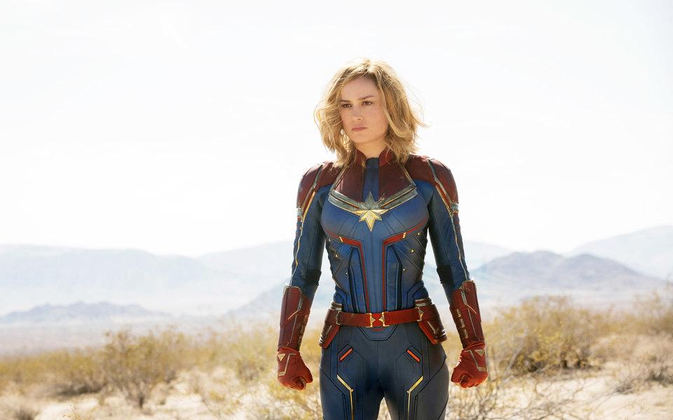 «Капитан Марвел»: каким получился первый фильм Marvel просупергероиню-женщину