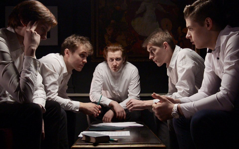 В Петербурге покажут первый вРоссии спектакль вформате интеллектуальной игры