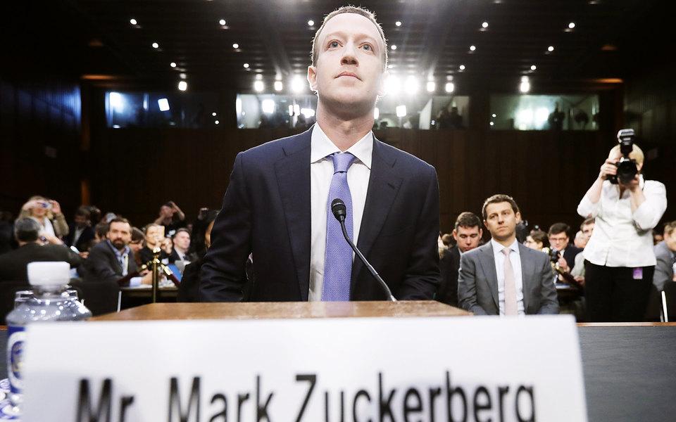 Эксперты поязыку тела проанализировали поведение Марка Цукерберга наслушаниях вСенате