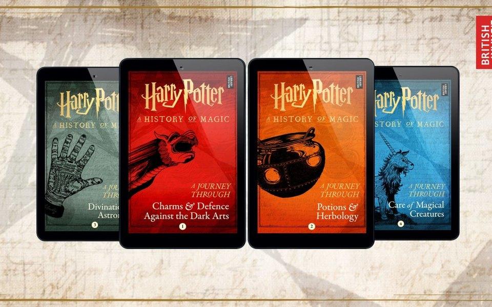 Этим летом выйдут 4 новые книги овселенной Гарри Поттера