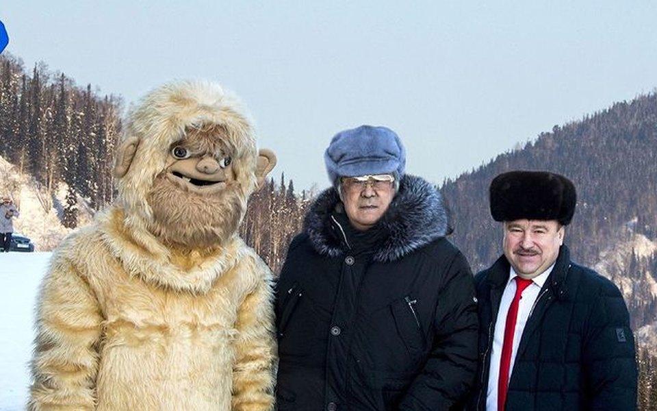 Аман Тулеев заявил, что заставлял чиновников притворяться йети, чтобы повысить интерес ктуризму наКузбассе