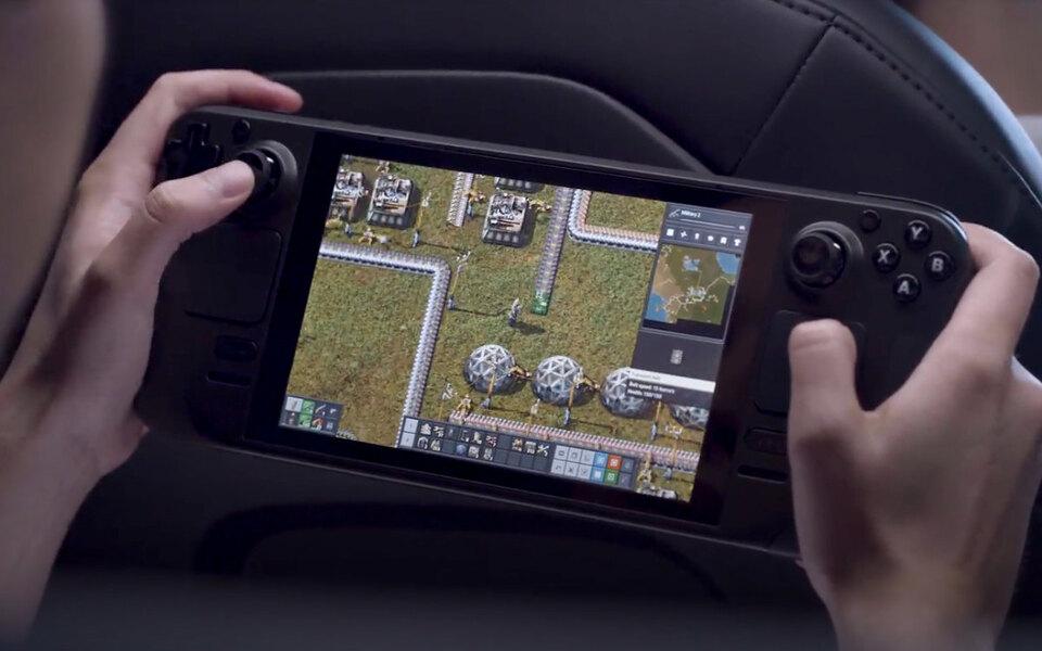 Разработчик игр Valve представил игровую консоль Steam Deck. Компания называет ее самой мощной в мире