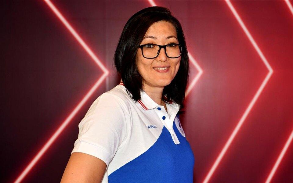 Женщина впервые стала главным тренером женской сборной России по гандболу