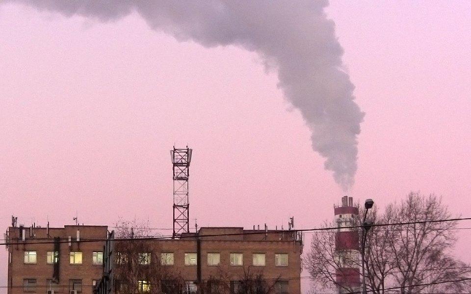 Минприроды назвало российские города ссамым загрязненным воздухом