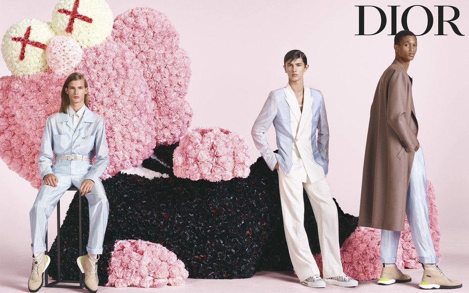 В новой рекламной кампании Dior Homme снялся 19-летний принц Дании