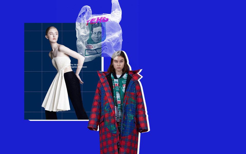 Наши вПариже: кто изроссийских дизайнеров принял участие вглавной неделе моды (и что они там показали)