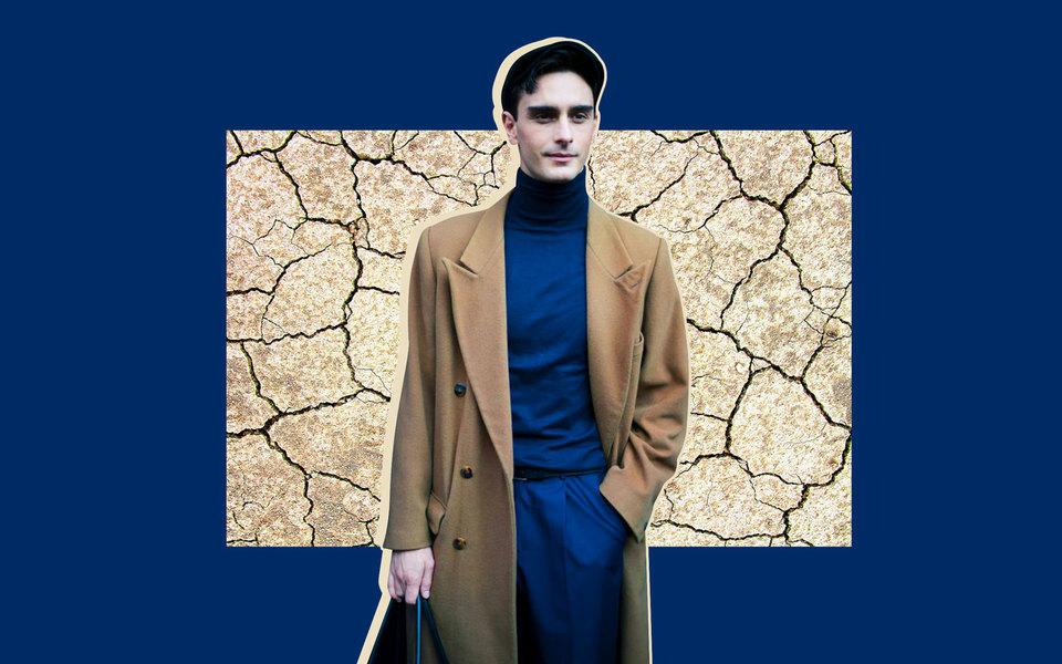 Сдержанные бежевые пальто — новый тренд стритстайла. Рассказываем, счем их сочетать игде купить
