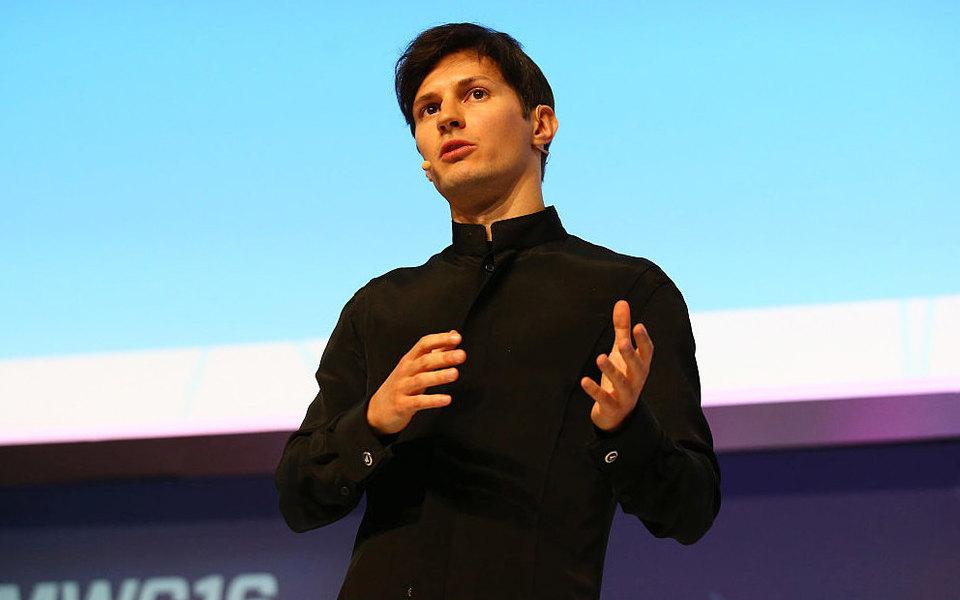 Основатель Telegram Павел Дуров