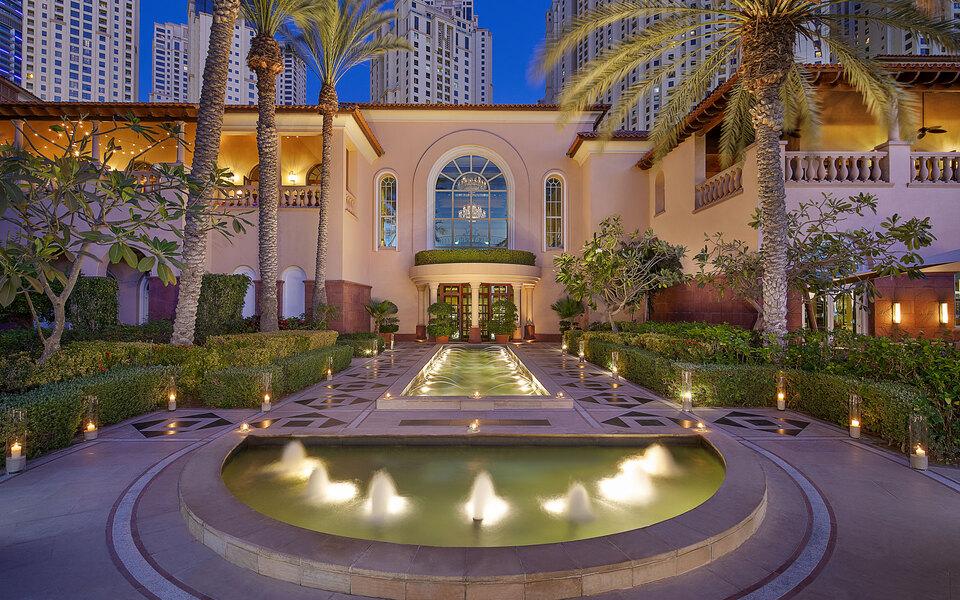 Оазис воазисе: что ждет вас вотеле The Ritz-Carlton, Dubai