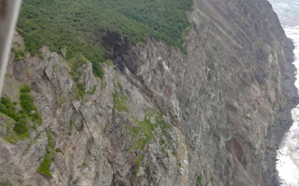 Обломки пропавшего на Камчатке самолета Ан-26 обнаружили у поселка Палана