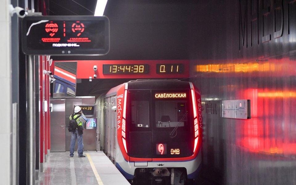Первое в России беспилотное метро запустят в Казани до 2025 года