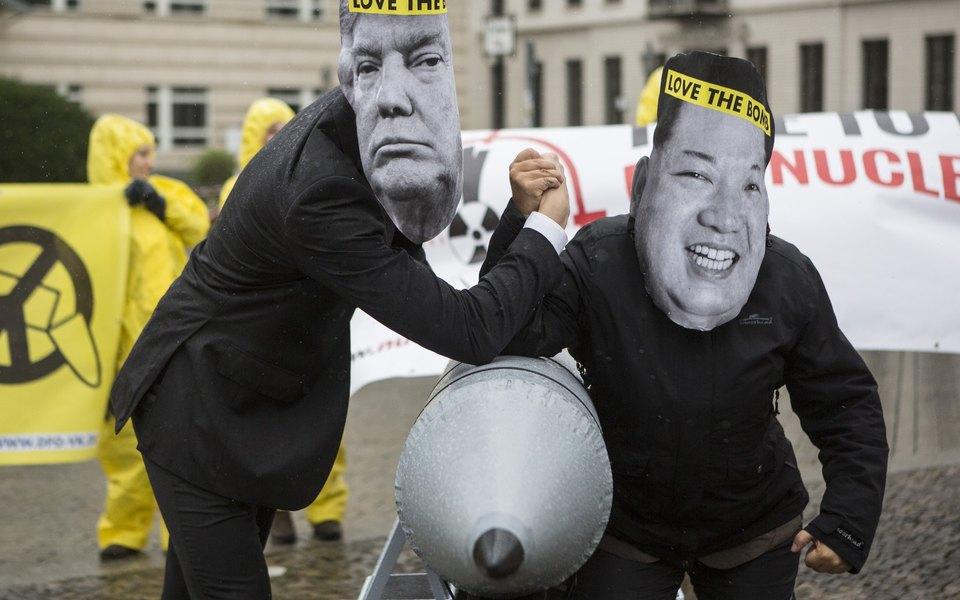 Представитель КНДР вООН: «Ядерная война может начаться влюбой момент»