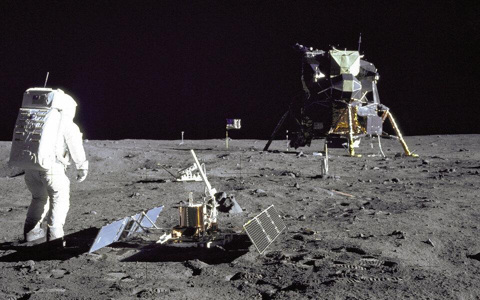 NASA подписало соглашение обосвоении Луны ссемью странами